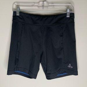 Men's Prana JD Shorts Black Size Medium
